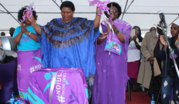16 DAYS OF ACTIVISM LAUNCHED ALONG SIDE NDIULULA CAMPAIGN